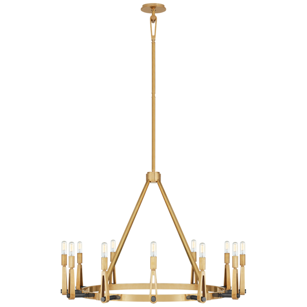 Alpha Grande Chandelier by Thomas O'Brien