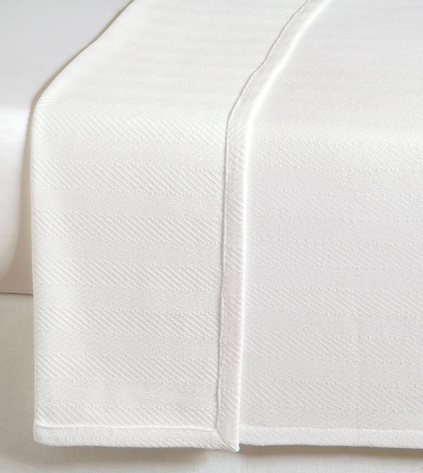 Wilke White Coverlet