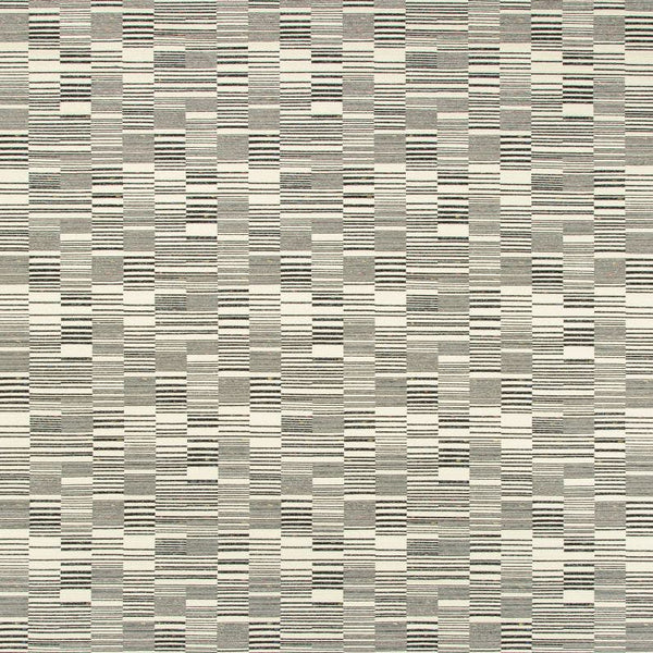 Xaranna Grid Fabric in Neptune