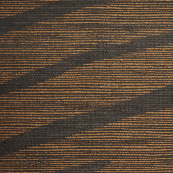 Zebra Grasscloth Wallcovering