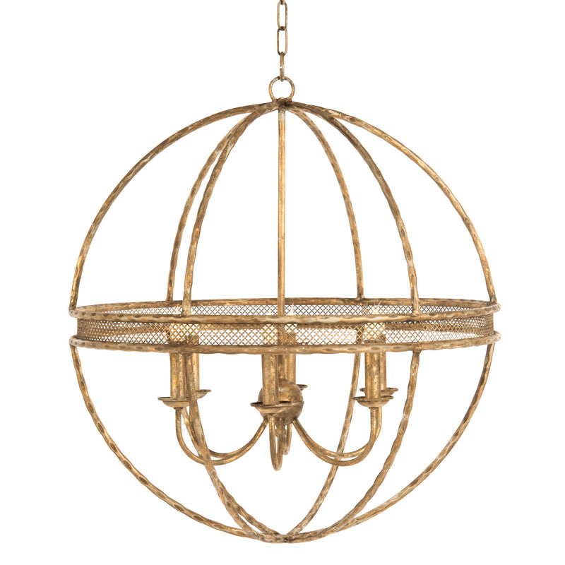Sunglow Chandelier by shopbarclaybutera