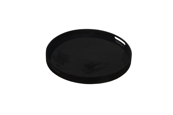 Charcoal Mirror Tray