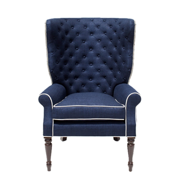 Davis Wing Chair design by shopbarclaybutera