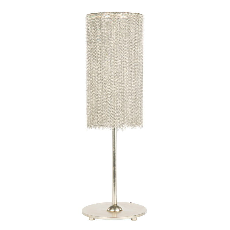 Zephyr Silver Table Lamp by shopbarclaybutera