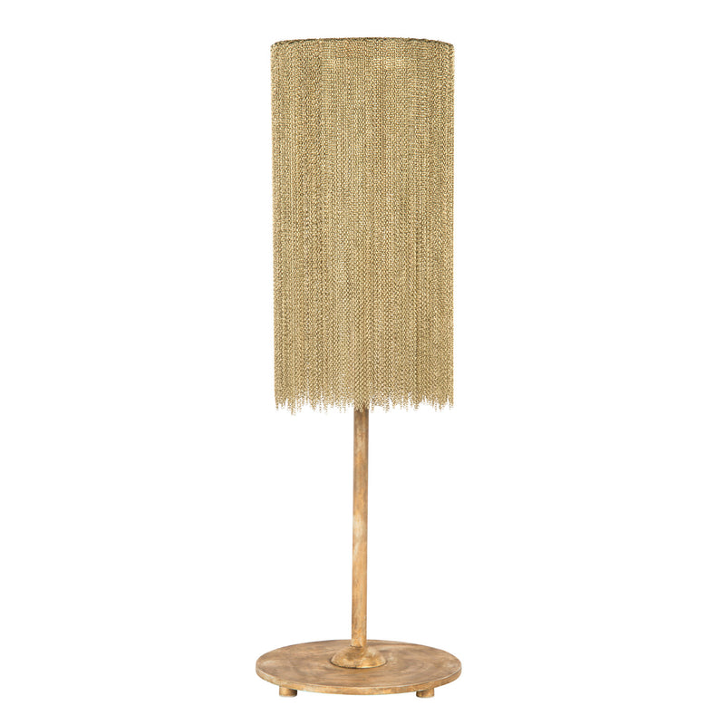 Zephyr Gold Table Lamp by shopbarclaybutera