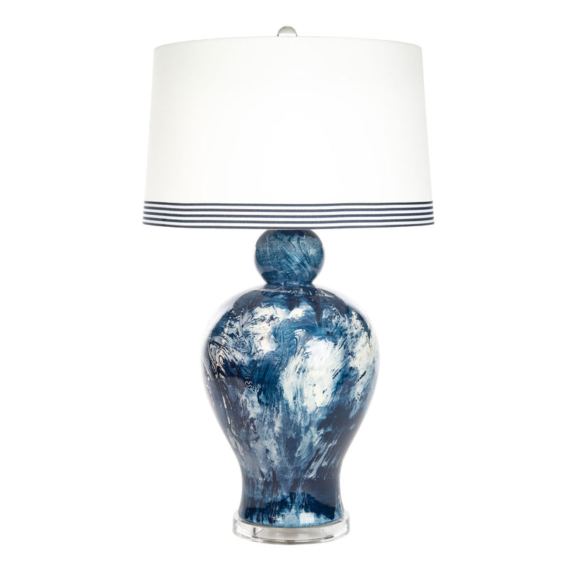 Marble Cove Couture Table Lamp by shopbarclaybutera