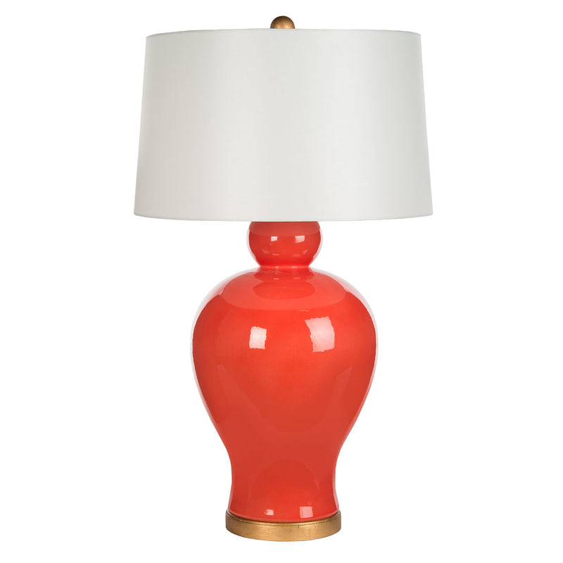 Tangerine Zuma Table Lamp by shopbarclaybutera