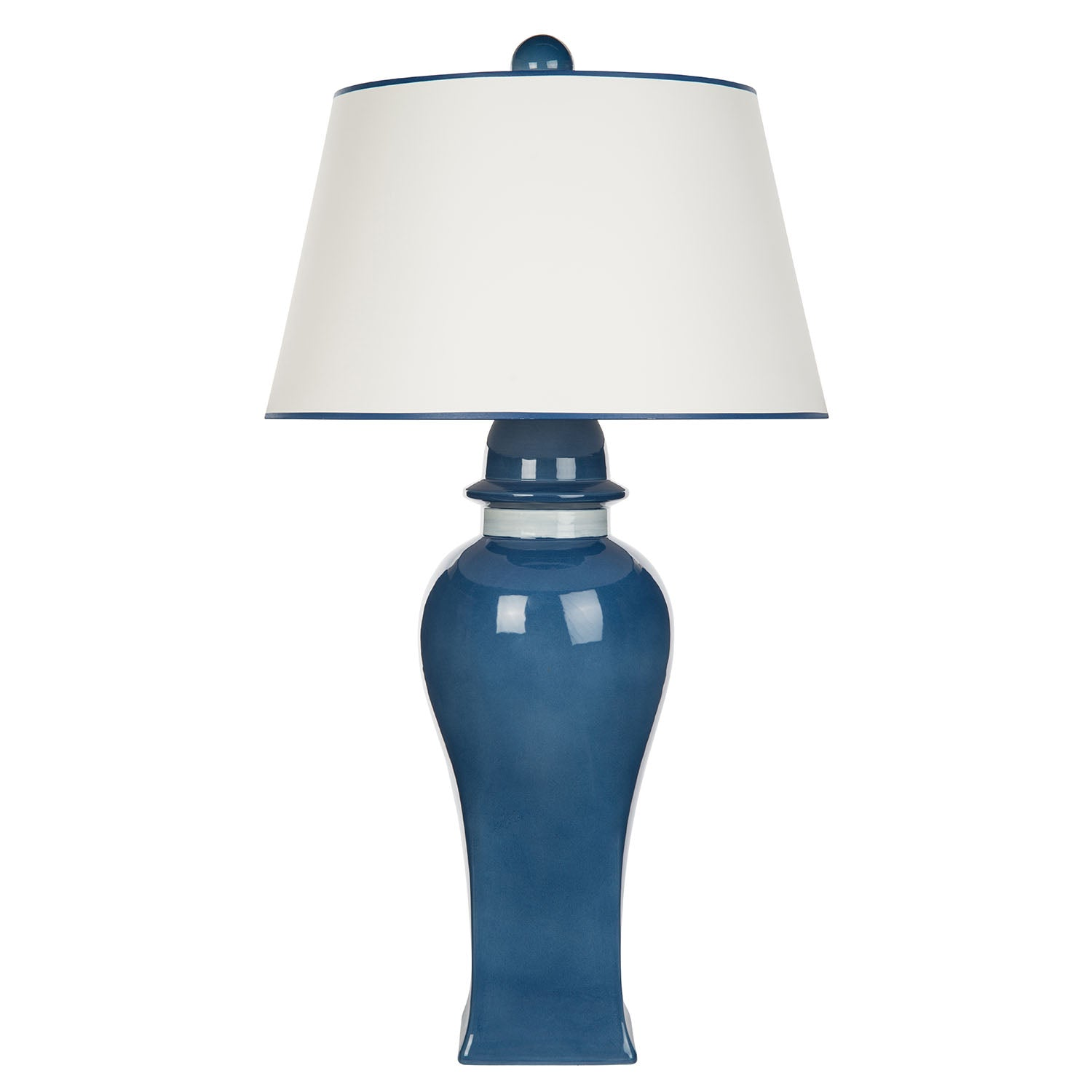 Winborne Blue Table Lamp by shopbarclaybutera