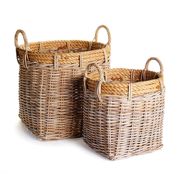 Sonoma Harvest Baskets, Set of 2