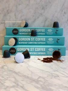 Gordon St Coffee Capsules
