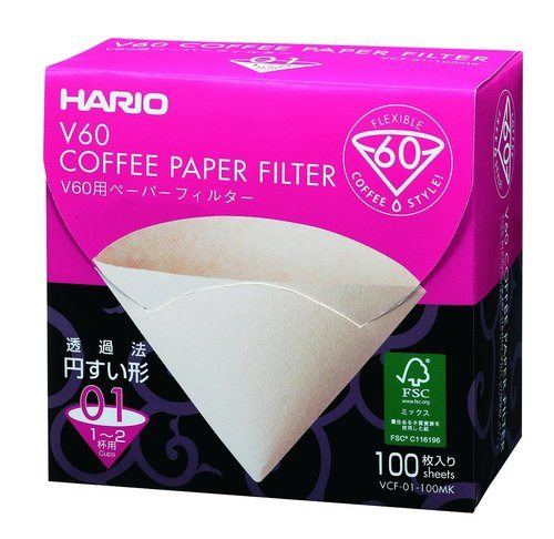 V60 coffee filter paper