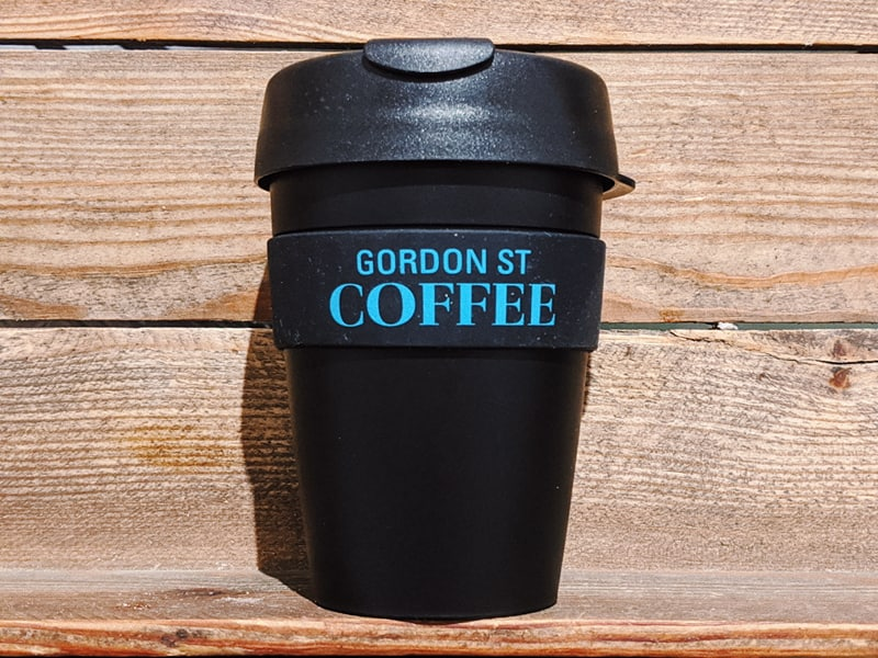 Gordon St 12oz Black KeepCup