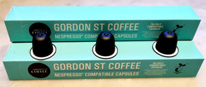 Gordon St Coffee Nespresso Compatible Capsules