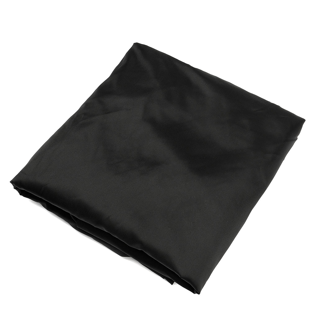 "Heavy-duty Waterproof BBQ Grill Cover to Protect Your Barbecue From Sun, Wind, and Water Damage (72"" x 26"" x 47"")"