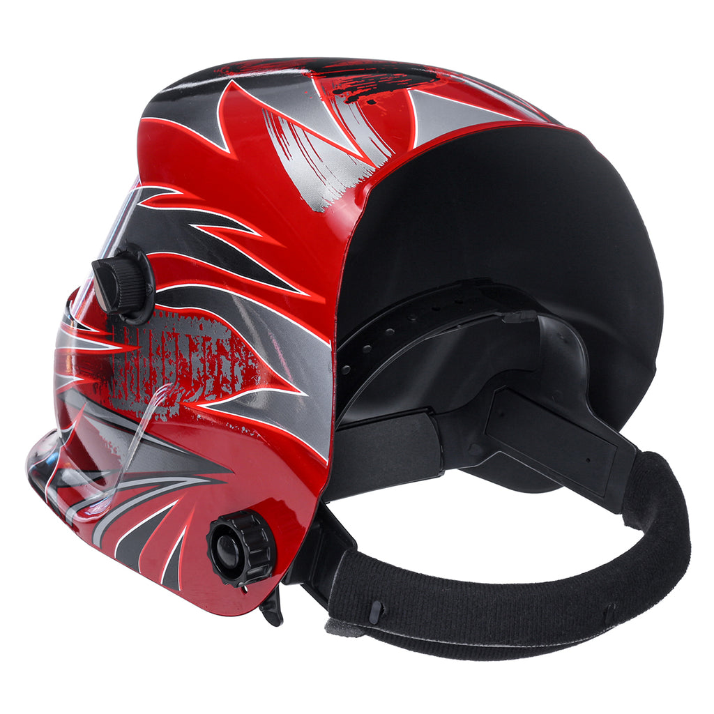 Auto-Dimming Welding Mask | Race Car Design | DIN 9-13 | Free Shipping
