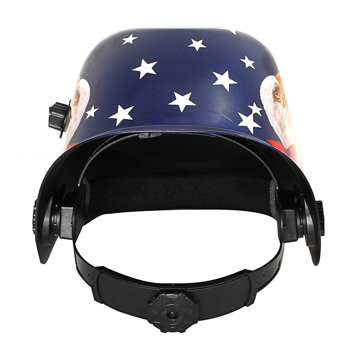 Auto-Dimming Welding Mask | American Eagle Design | DIN 9-13 | Free Shipping