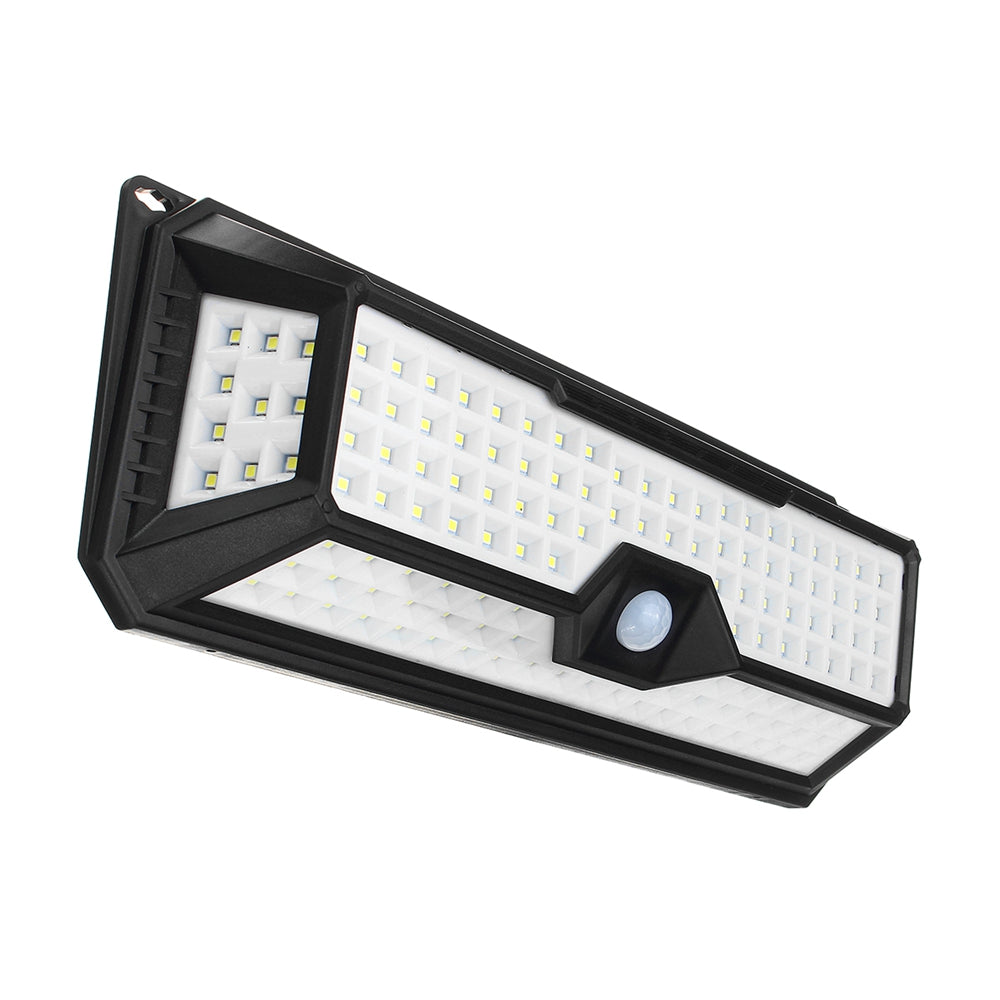 LED Motion-Sensing Solar Powered Outdoor Light