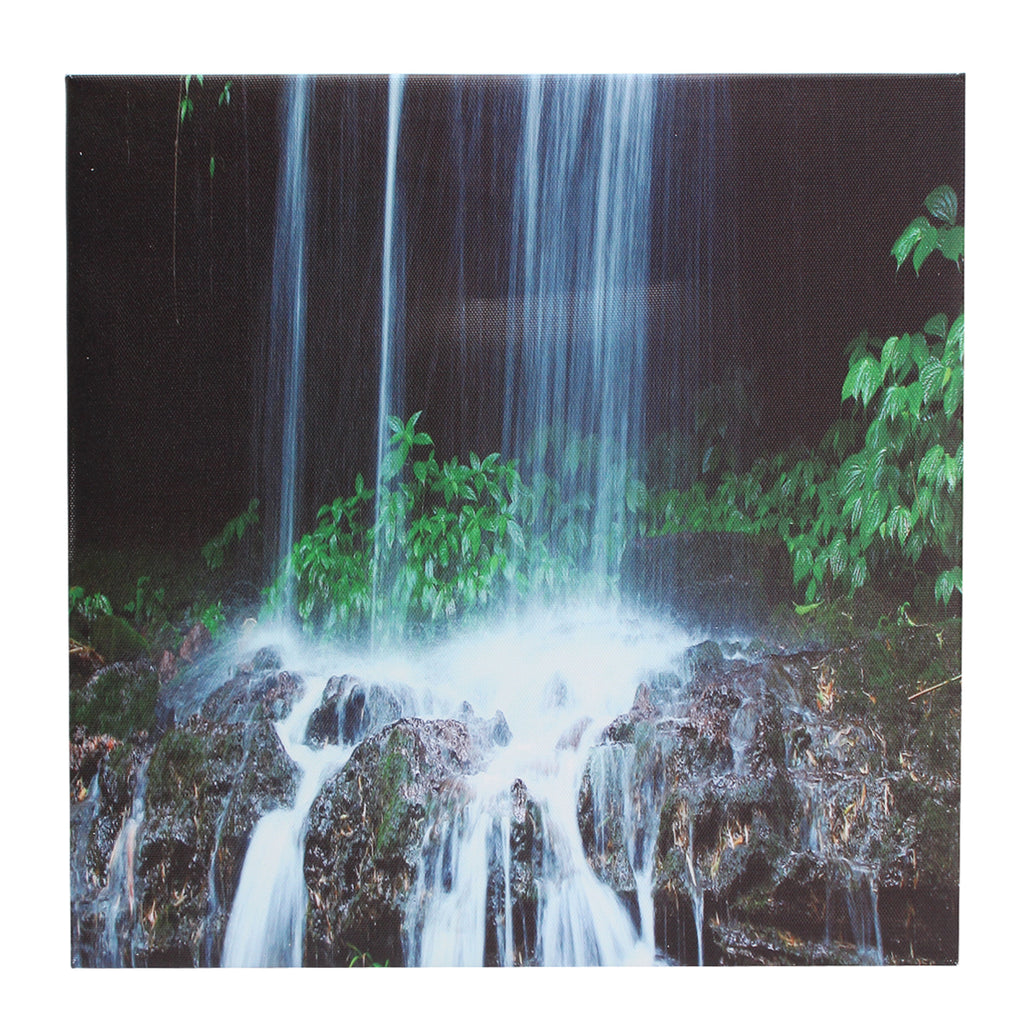 3-Panel Waterfall Print (No Frame) | Free Shipping