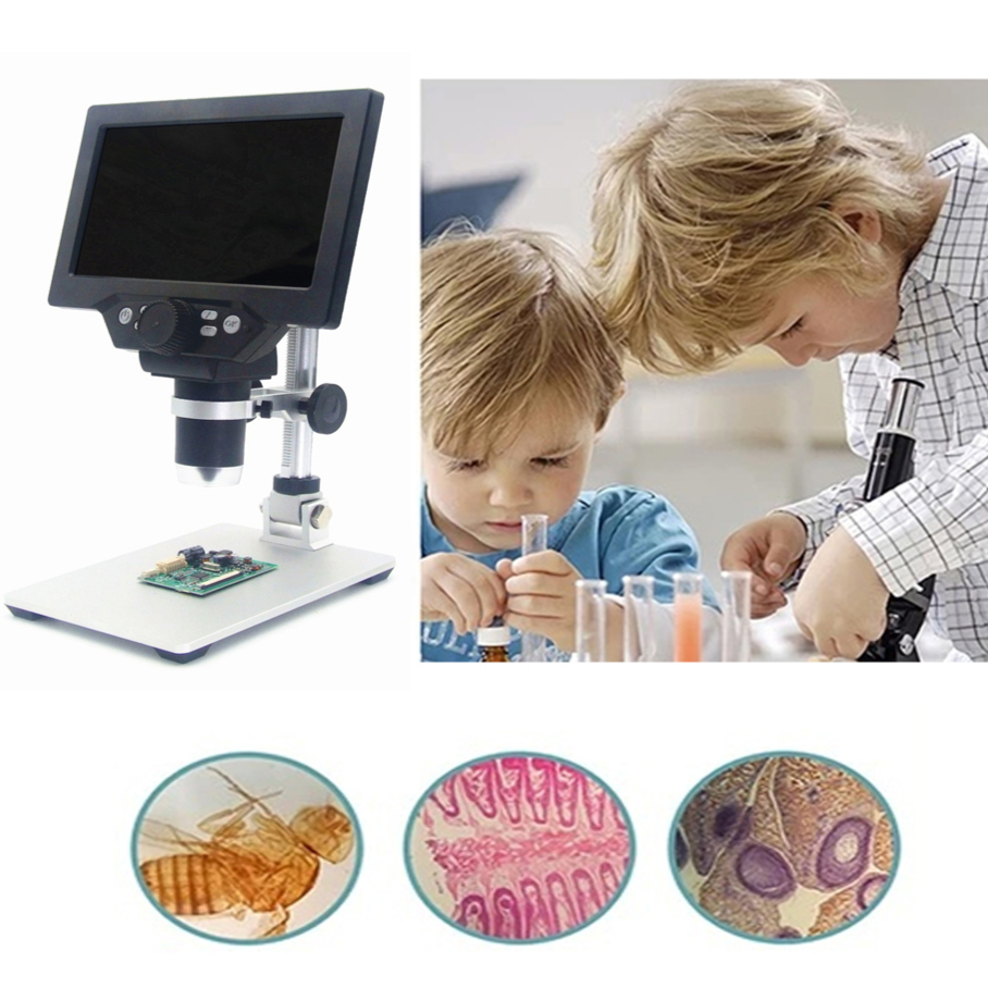 1200X Digital Microscope With 7