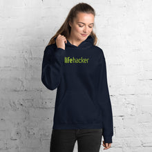 Load image into Gallery viewer, Lifehacker Logo Unisex Hoodie