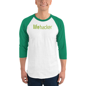 Lifehacker Baseball T-Shirt