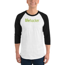 Load image into Gallery viewer, Lifehacker Baseball T-Shirt