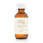 Lemon Oil 100% Pure