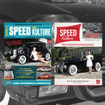 Limited Edition Speed and Kulture Issue #2 Covers Poster Set