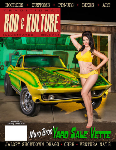 Traditional Rod & Kulture Magazine #44