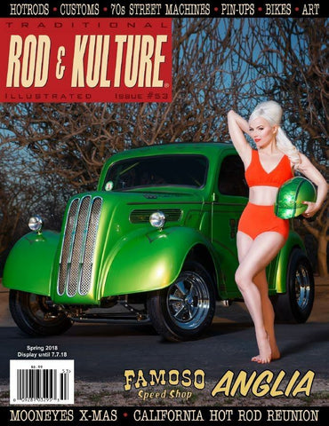 Traditional Rod & Kulture Magazine #53