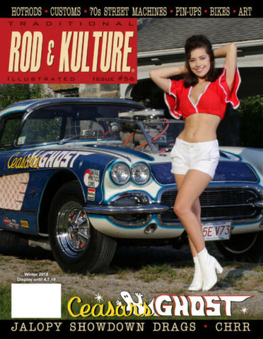 Traditional Rod & Kulture Magazine #56