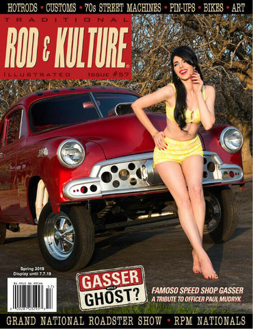 Traditional Rod & Kulture Magazine #57