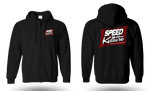 Speed and Kulture Magazine Zip Up Hoodie