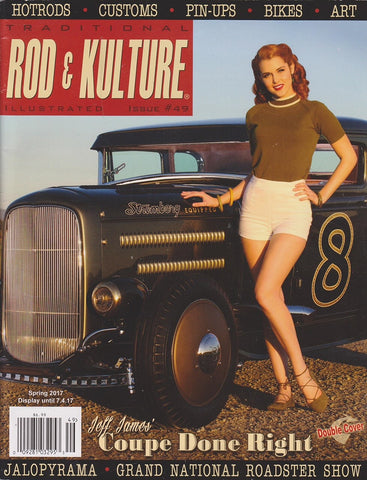 Traditional Rod & Kulture Magazine #49