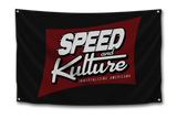 Speed and Kulture Banner