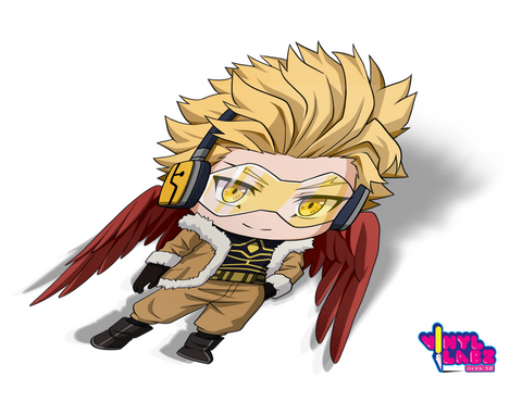 Hawks w/ Glasses ~ Mini