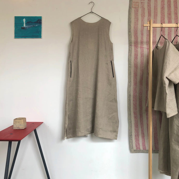 himukashi/hemp×cotton items_gray