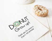Load image into Gallery viewer, Donut Grow Up! - Green