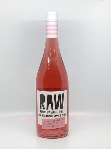 "RAW 'Really Awesome Wine"", La Mancha, Spain 2019"