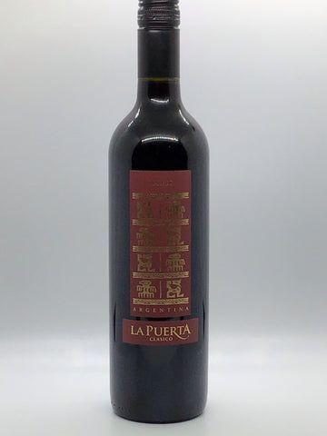 La Puerta 'Estate Bottled', Mendoza, Argentina 2018