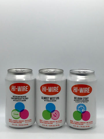 HI-WIRE Collaboration Pack