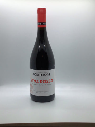 Tornatore 'Etna Rosso', Sicily, Italy 2017