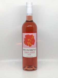 Broadbent 'Vinho Verde' Rose, Portugal