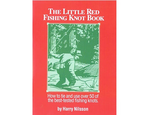 Little Red Fishing Knot Book - Harry Nilsson