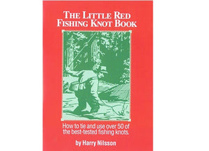 Book cover, how to tie and use over 50 of the best-tested fishing knots by Harry Nilson