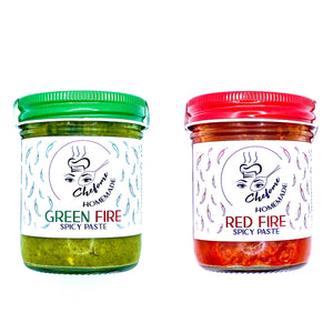 Green Fire & Red Fire Bundle