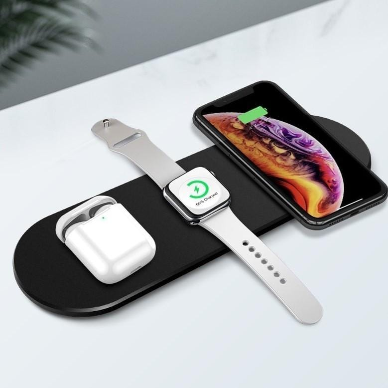 EDGE™ 3 in 1 Wireless Charging Pad
