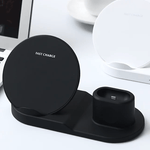 EDGE™ 3-in-1 Wireless Charging Station