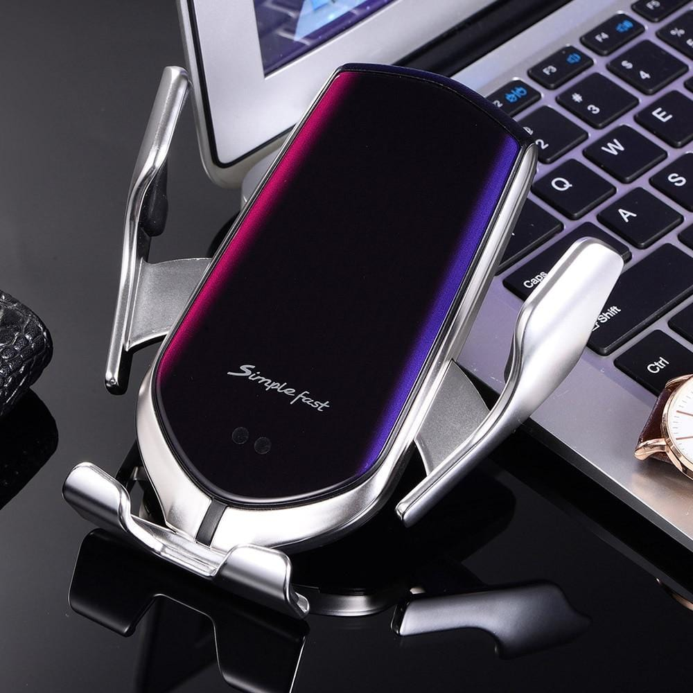 EDGE™ Wireless Car Charger/Phone Mount