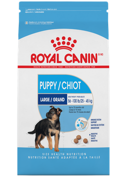 Royal Canin Large Puppy - Cani Delights